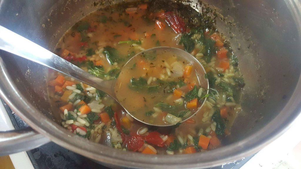 супа коприва