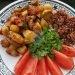 вечеря с тиквички и патладжан