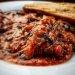 патладжани с доматен сос