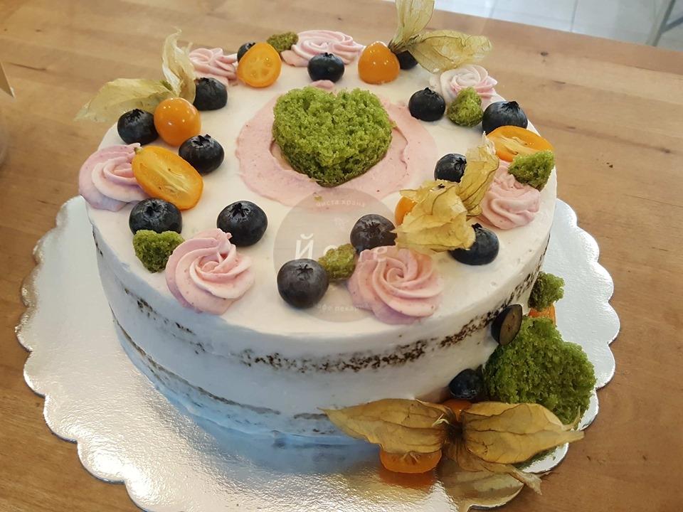 Изумруденa тортa